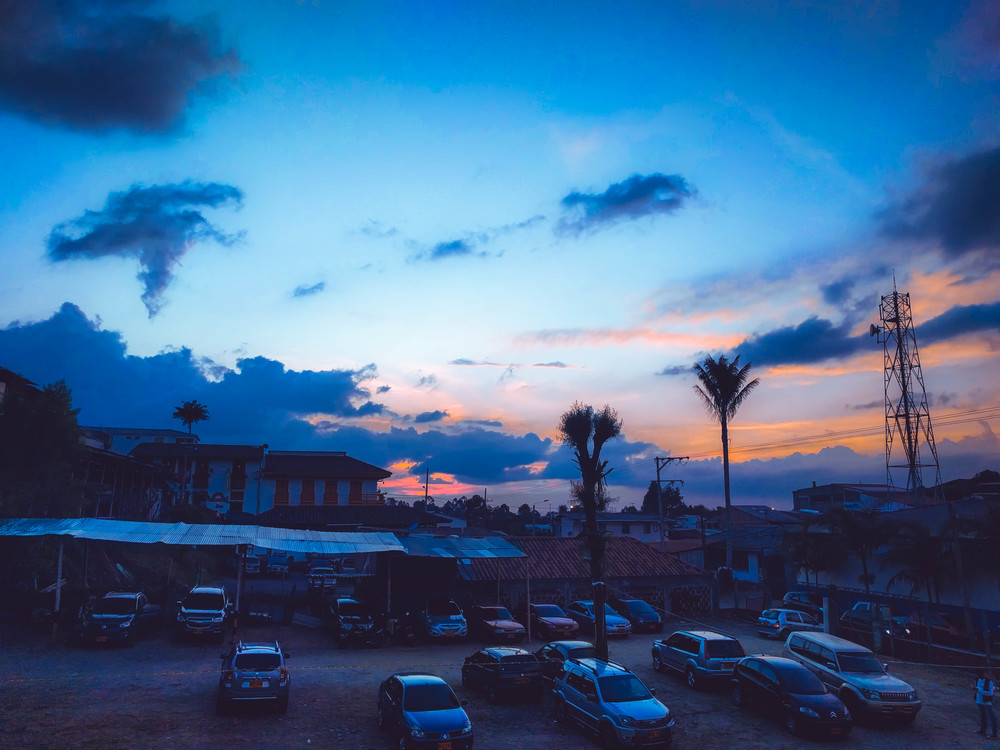 Salento- car park sunset.jpg