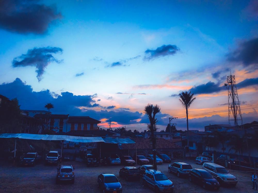 Salento- car park sunset.jpg