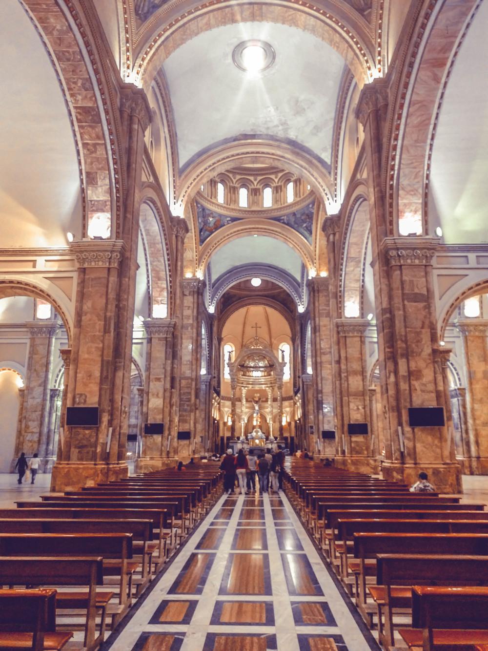 Cuenca- catedral interior walkway.jpg