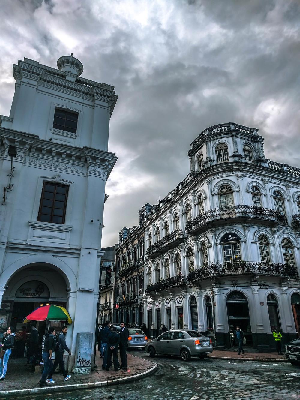 RTW Cuenca Street Corner