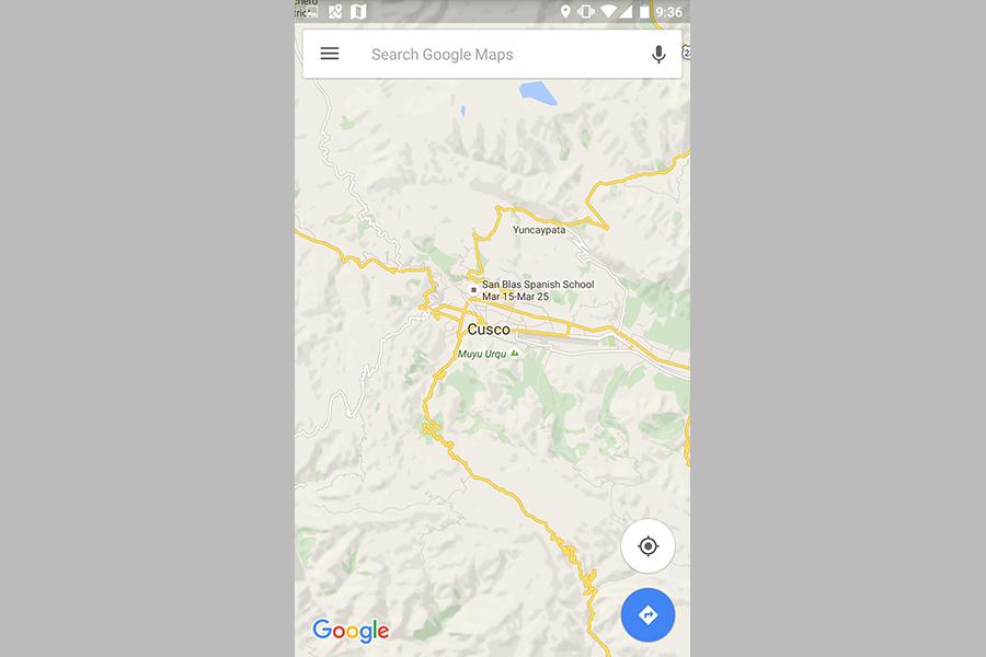 RTW Google Maps Offline 1