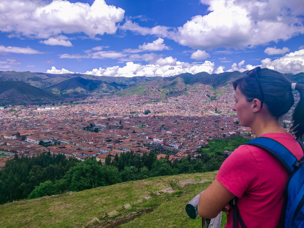 Cusco is beautiful.