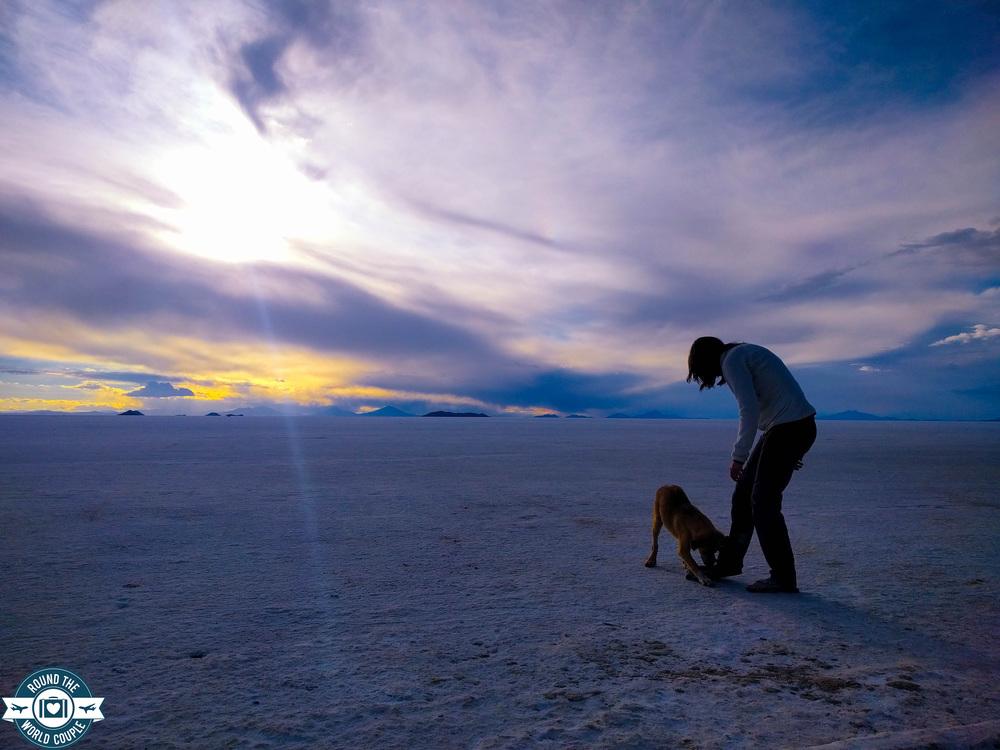 Isla Incahuasi, Southern Bolivia