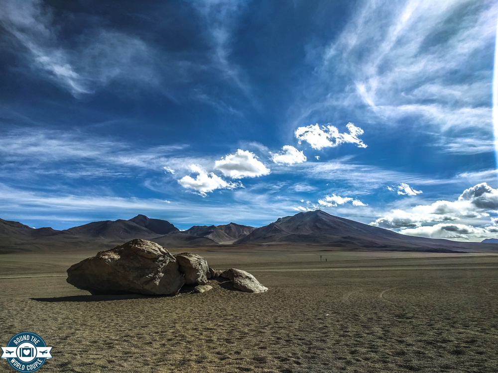 Wind Shaped Rocks, Eduardo Avaroa Andean Fauna National Reserve, Bolivia