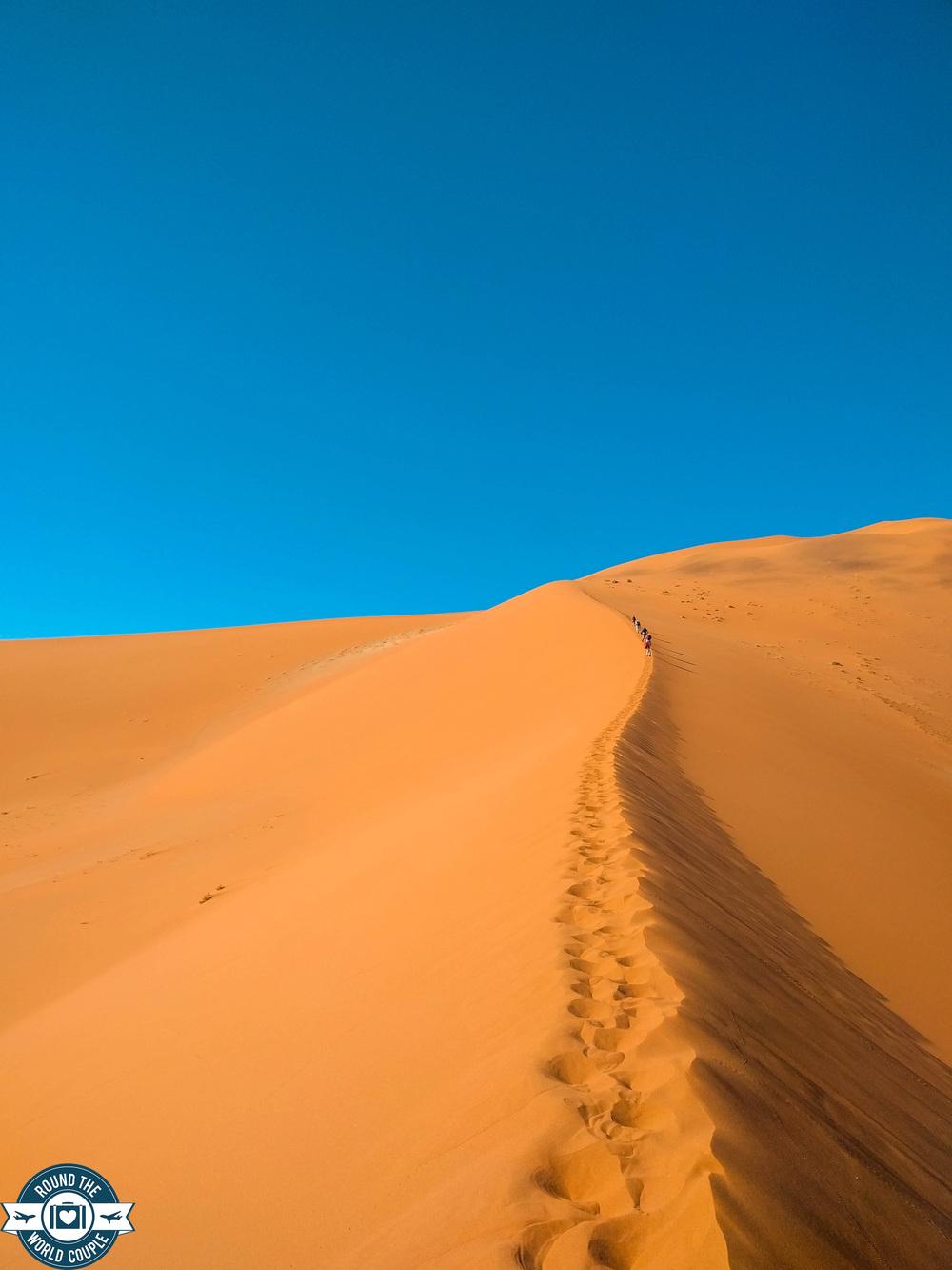 Big Daddy Dune, Soussusvlei, Namibia