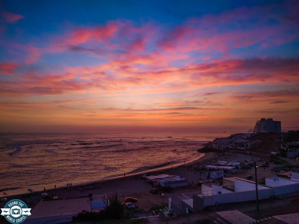 Tres Hermanas Beach, Punta Hermosa, Peru