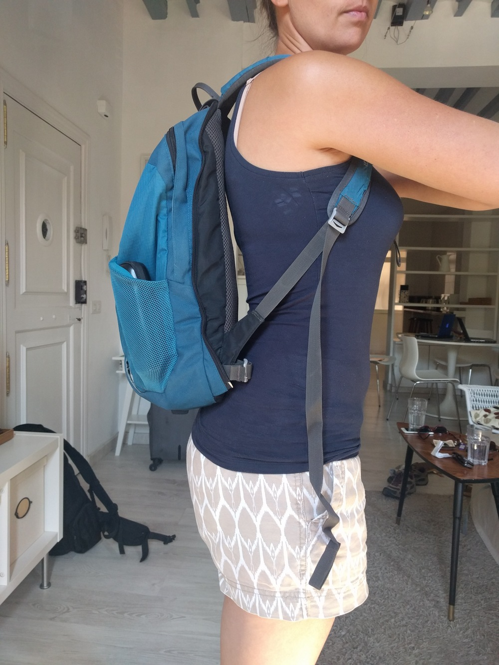 Tortuga Travel Backpack vs Osprey Farpoint 55 Travel Pack 10