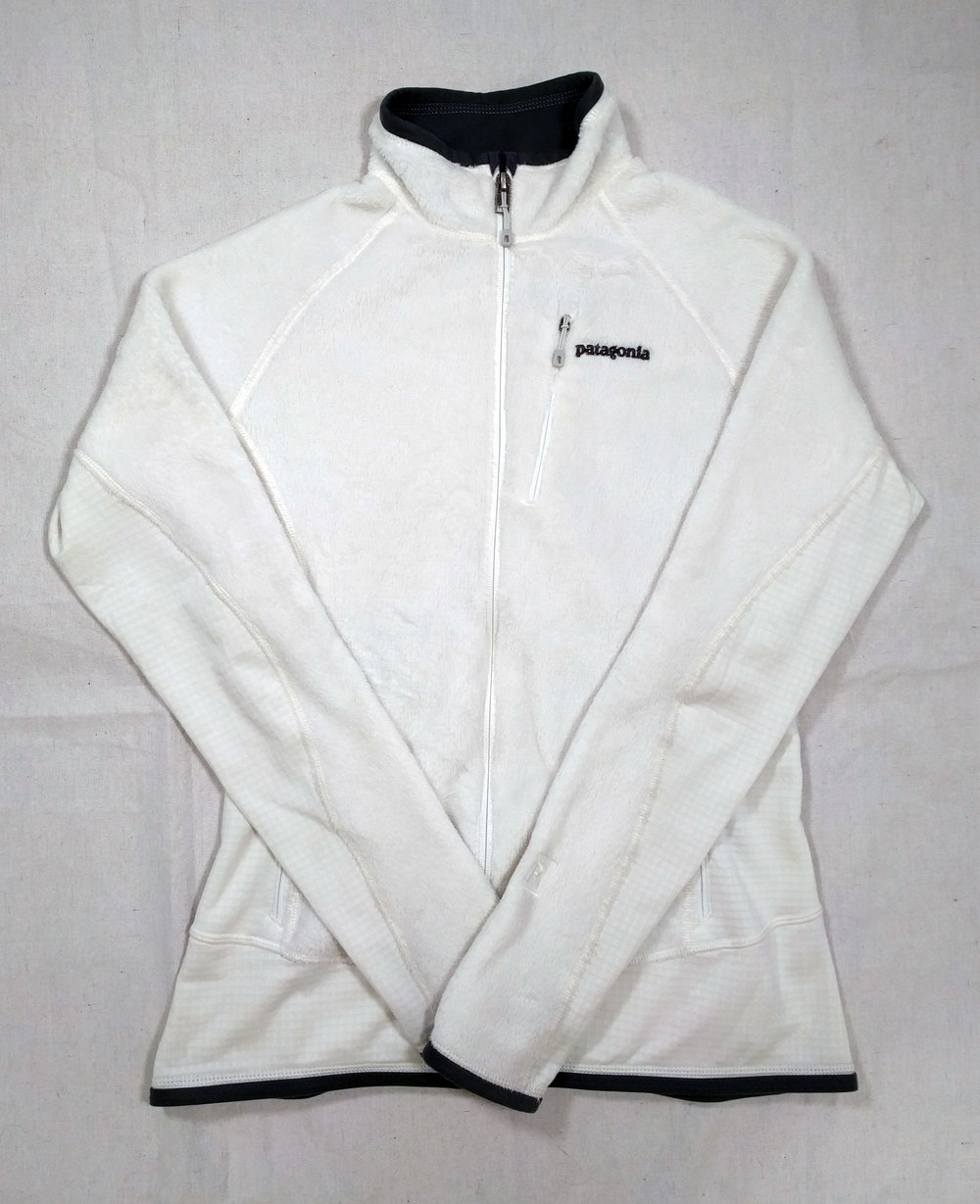 Women's Patagonia R1 Full Zip Fleece Jacket