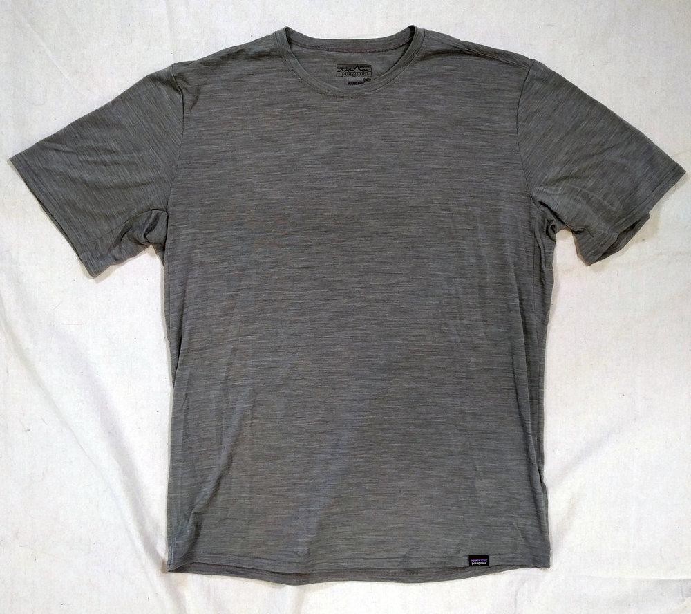 Men's Patagonia Merino Wool T Shirt