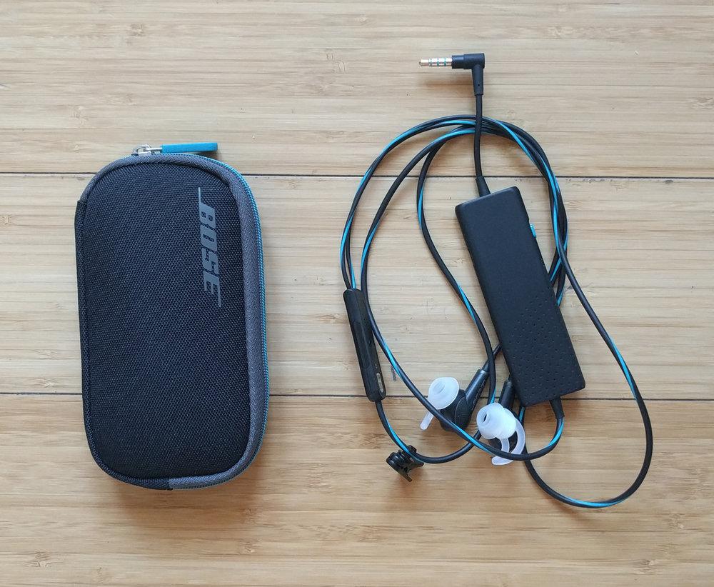 Bose Quite Comfort Headphones