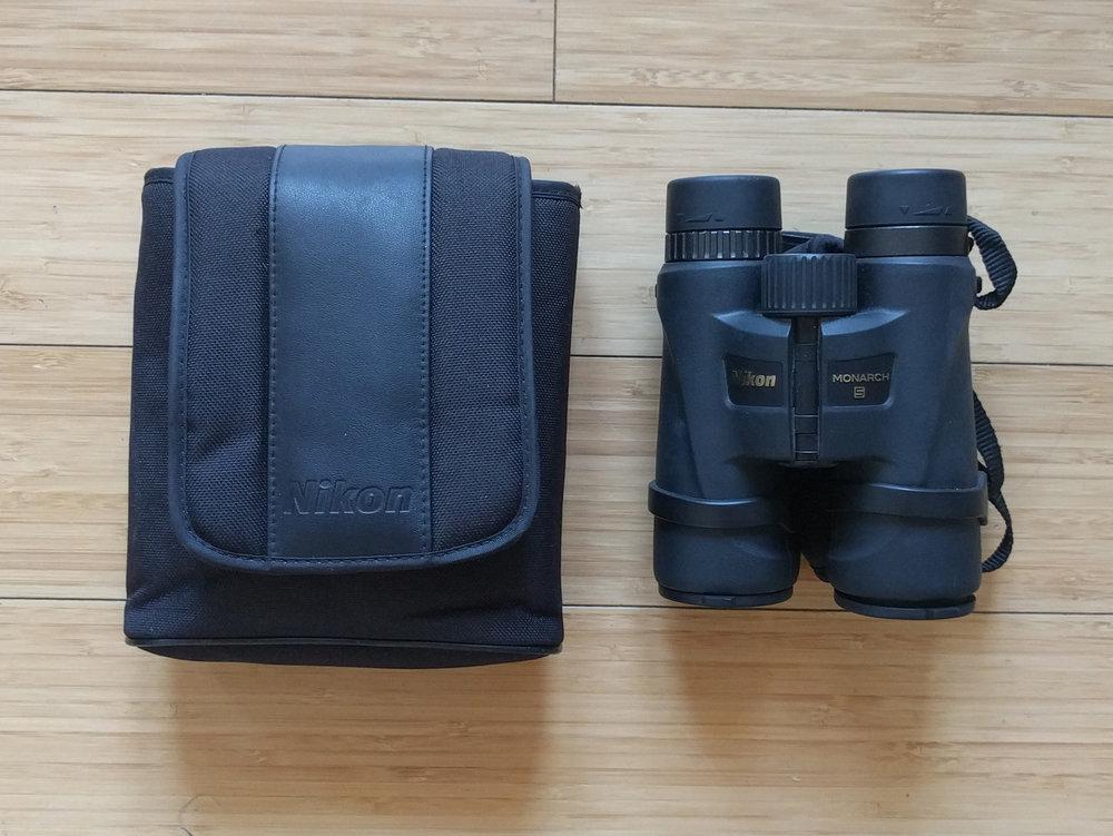 Nikon 7577 MONARCH 5