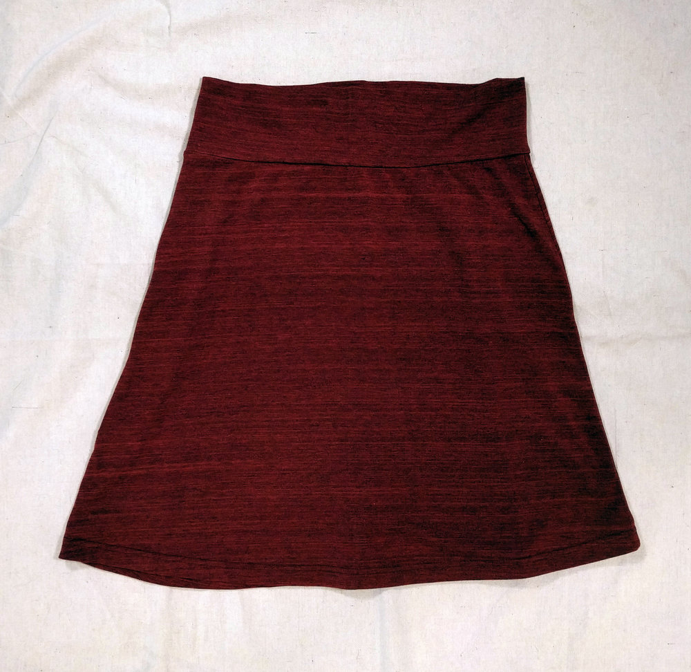 Eddie Bauer Stretch Skirt