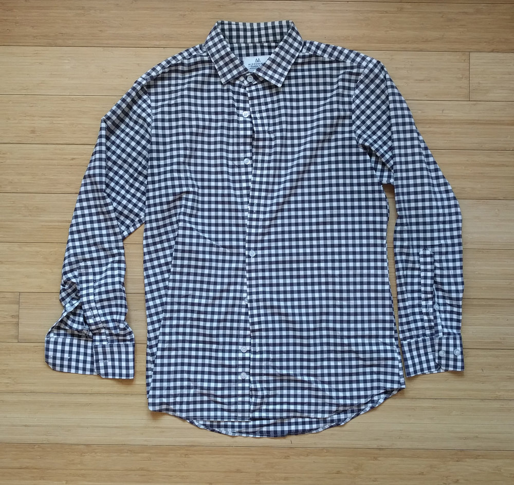 Mizzen Maine Button Down Shirt
