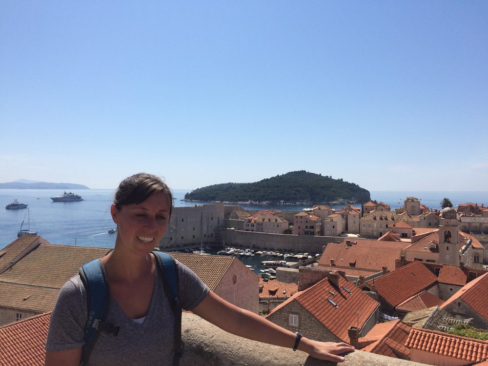 So, so pretty. (Dubrovnik, Croatia)
