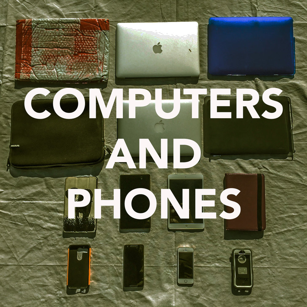 Computers and Phones