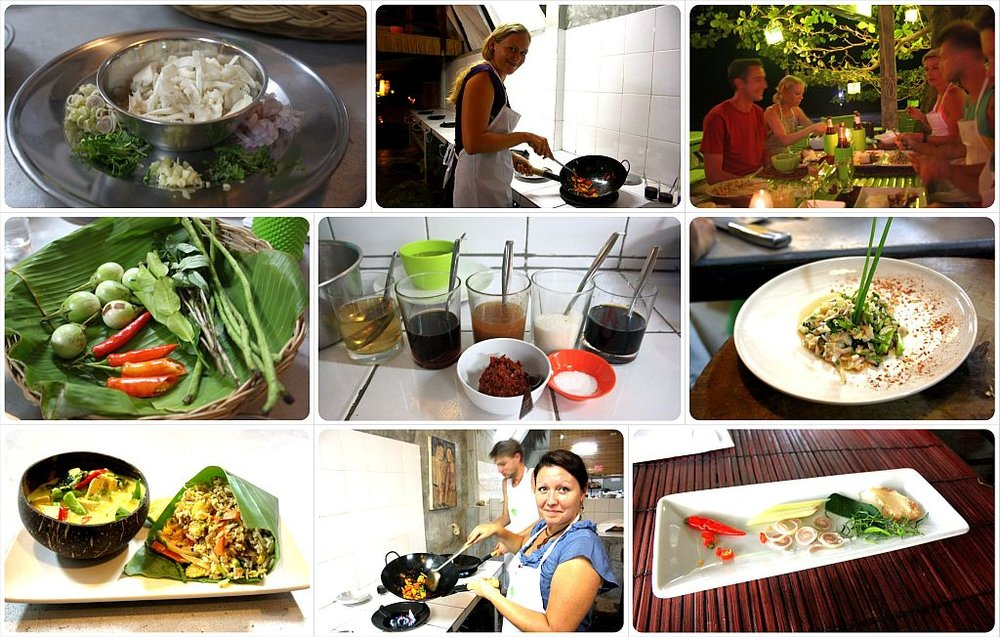 Time for Lime, the cooking school that supports the animal welfare center.