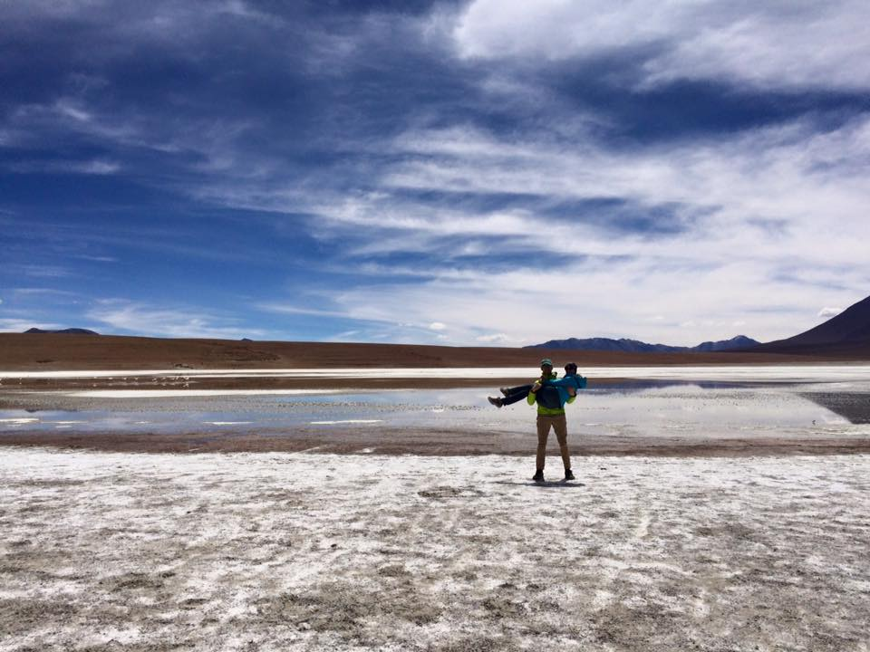 Touring the Salt Flats of Bolivia