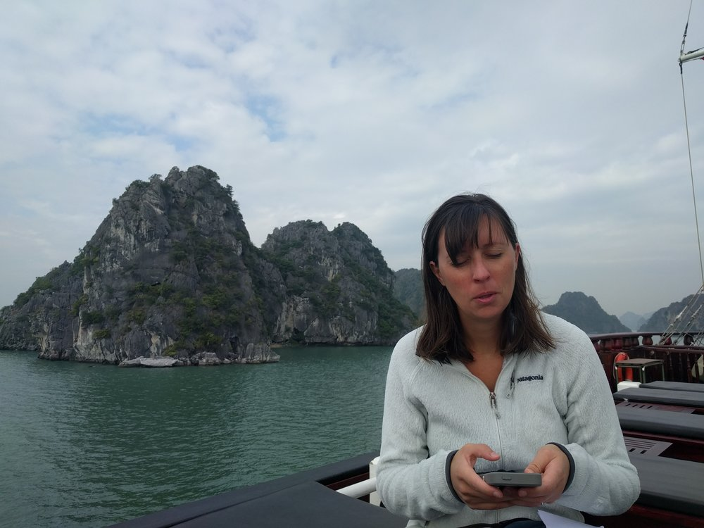 New Facebook profile pic?  (Halong Bay, Vietnam)