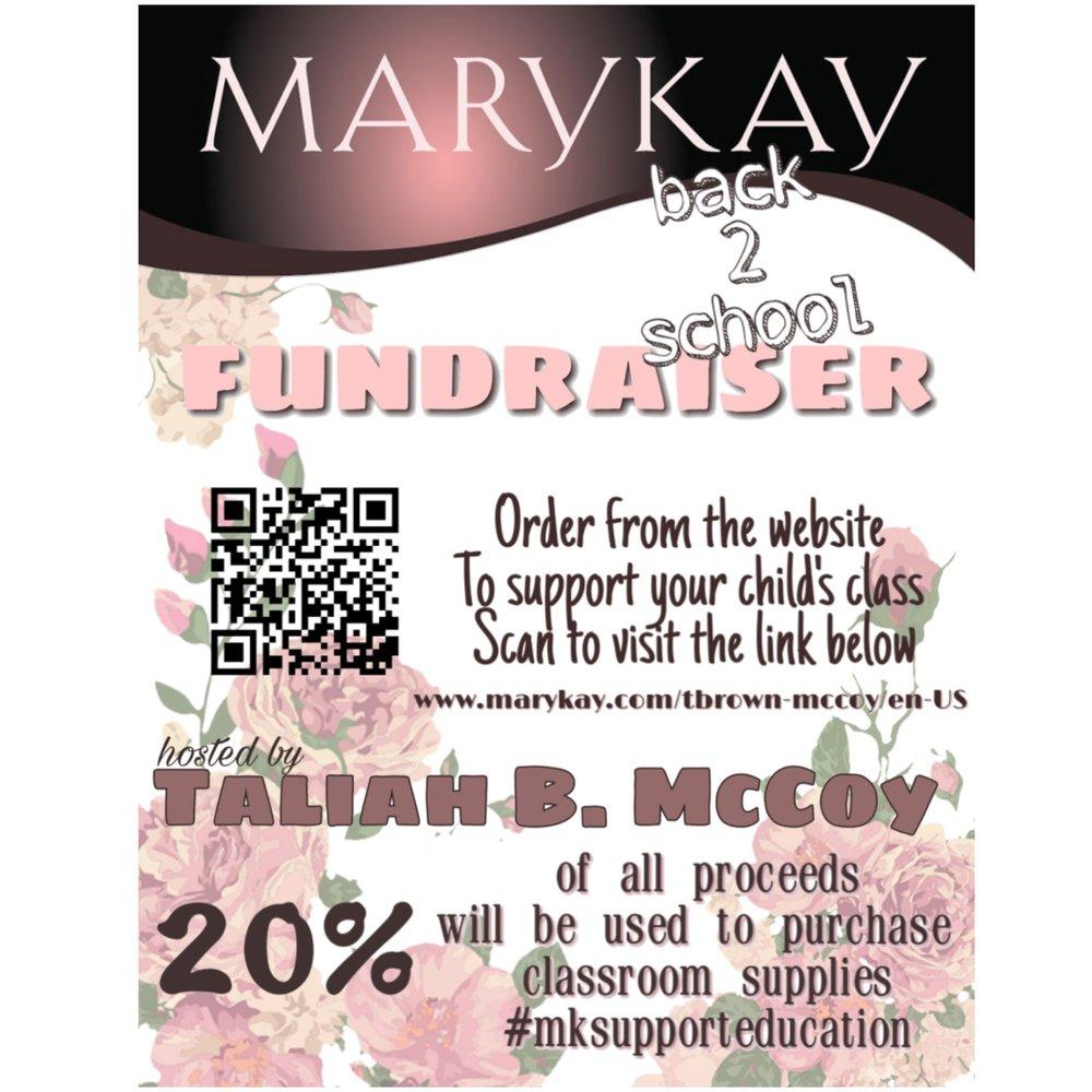 Fundraiser Promotional Flyer-Original