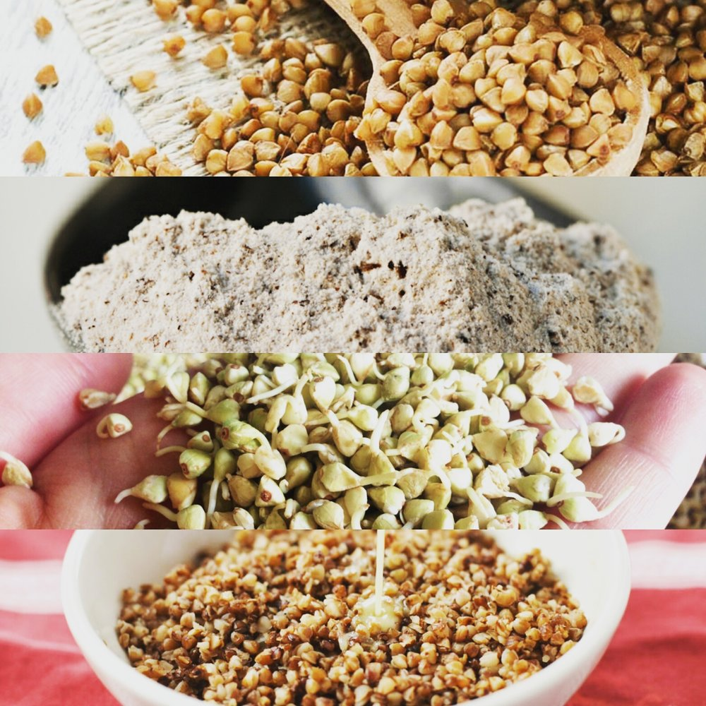 Spring cleaning mega blog 2 the kitchen coach this versatile fruit seed is an awesome alternative to wheat flour in cooking have you tried buckwheat tell me about your favourite recipes forumfinder Images