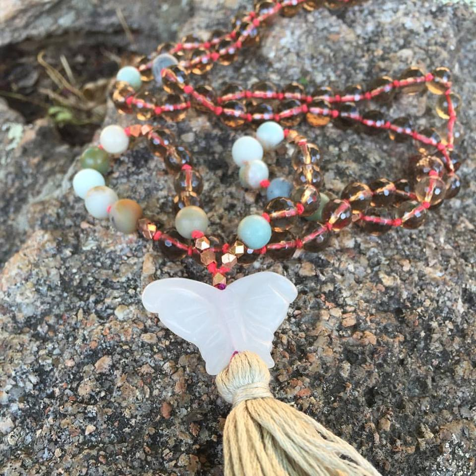 Grounded and Calm Mala