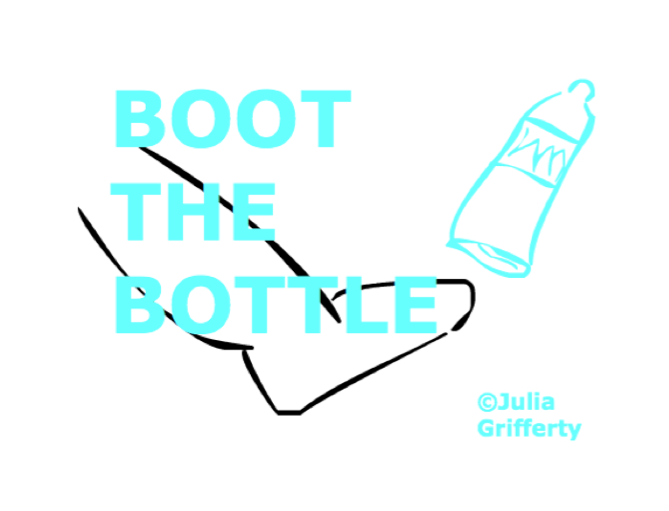 Boot the Bottle