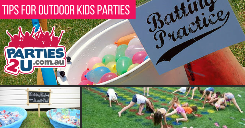 Ideas For Outdoor Kids Parties Bubble Soccer 2u