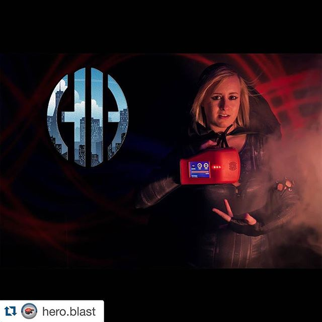 We're delighted to be Melbourne's first provider of NON-GUN laser tag! #BlasterWarz #parties2u #Repost @hero.blast ・・・ HERO BLAST, A REVOLUTIONARY NON-GUN LASER TAG SYSTEM.  #HeroBlast #lasertag #lasertagaustralia #australialasertag #comic #cosplay #cosplayer