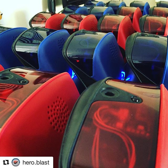 We are Melbourne's first mobile provider of @hero.blast #lasertag equipment in #melbourne. Perfect for your next #kidsparty or #kidsevent・・・ #HeroBlast #lasertag #lasertagaustralia #australialasertag #comic #cosplay #cosplayer @icombat.com.au #laserwaRs #backyardlasertag #lasertagging #lasertagfun #superhero #melbourneevents #melbournefestivals