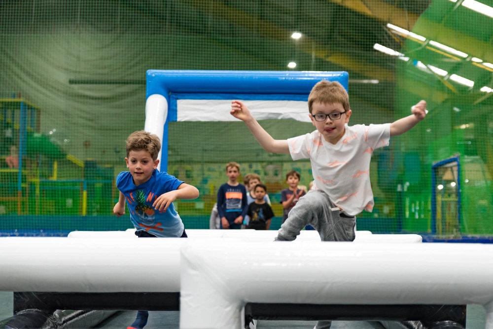 Footy Agility Inflatable Auskick.jpg