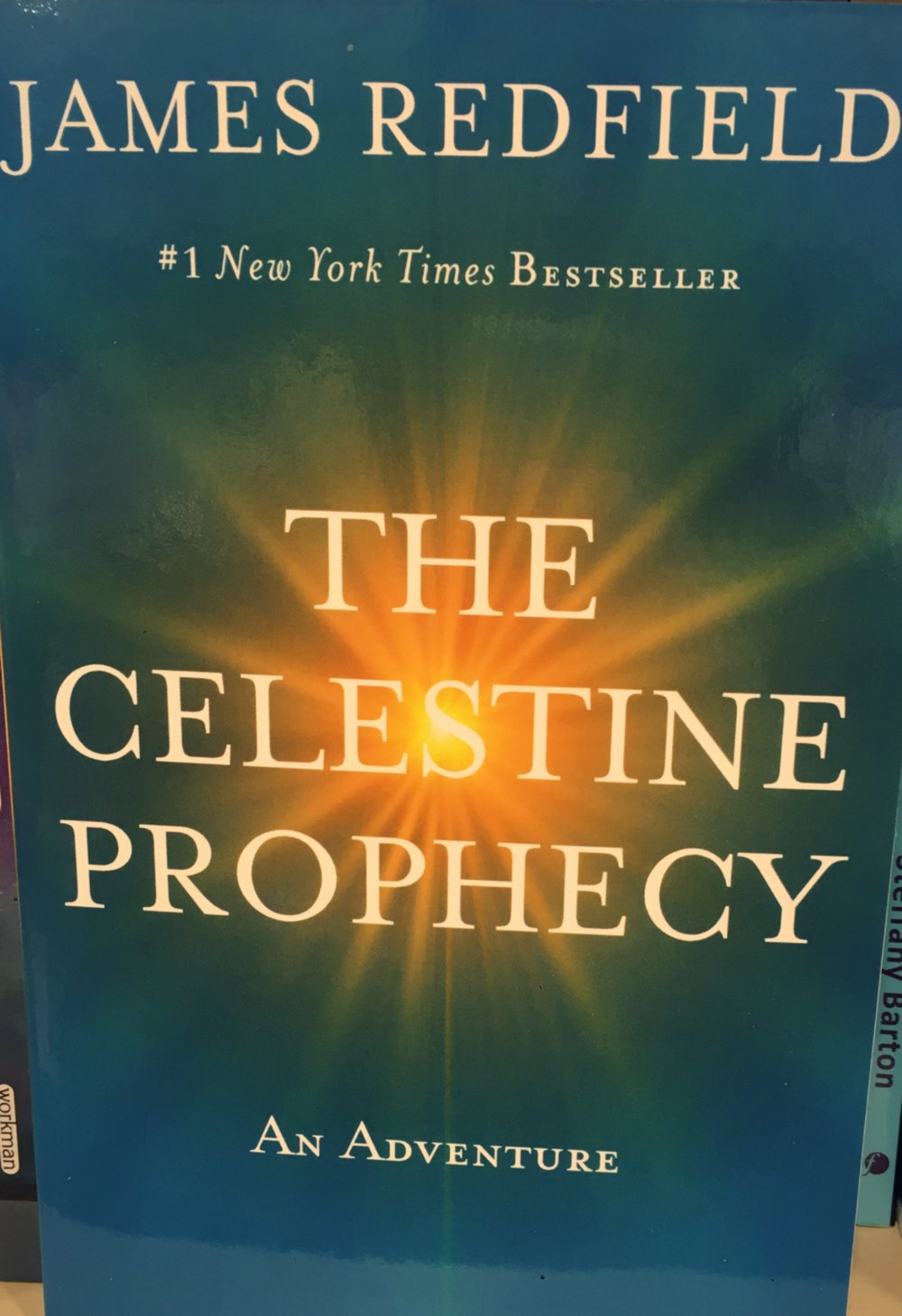 The Celestine Prophecy BOOK.jpg