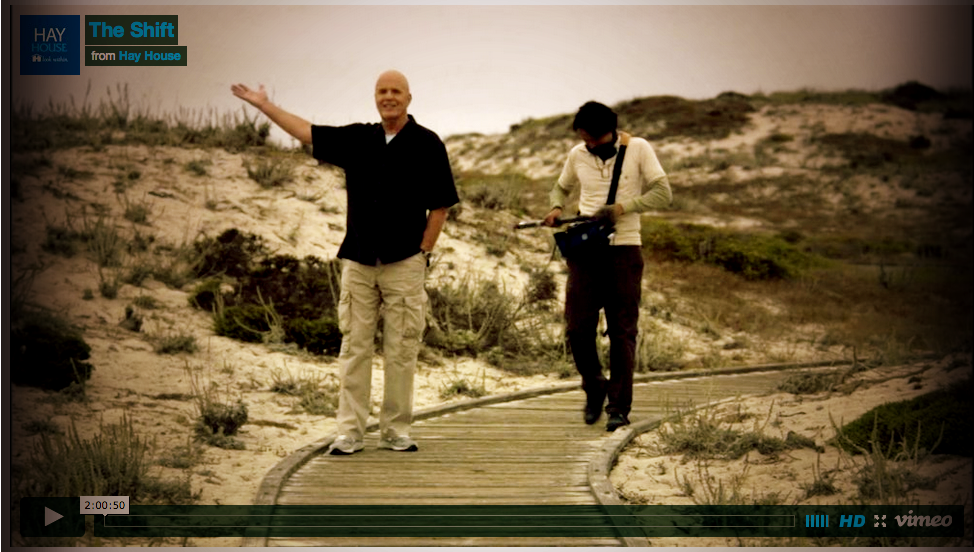 Dr. Wayne W. Dyer staring in the movie - The Shift
