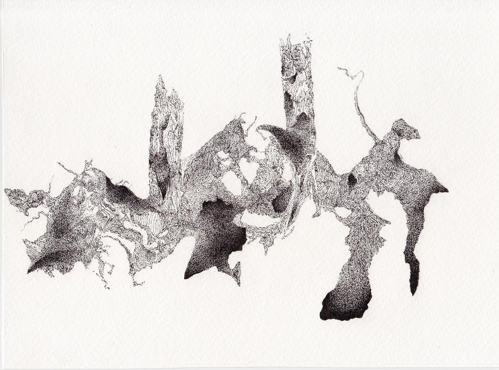 Yatsuga-Take #1 (Moss)