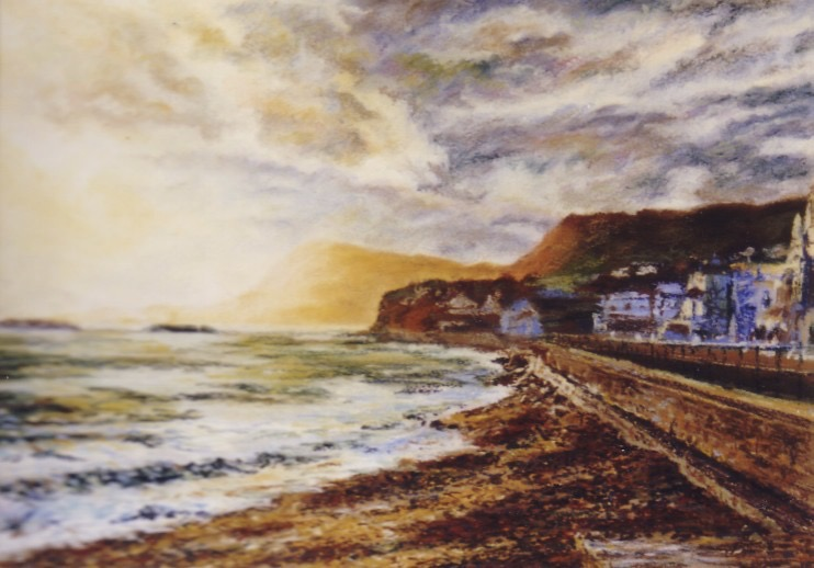 Sunset over Sidmouth.jpg
