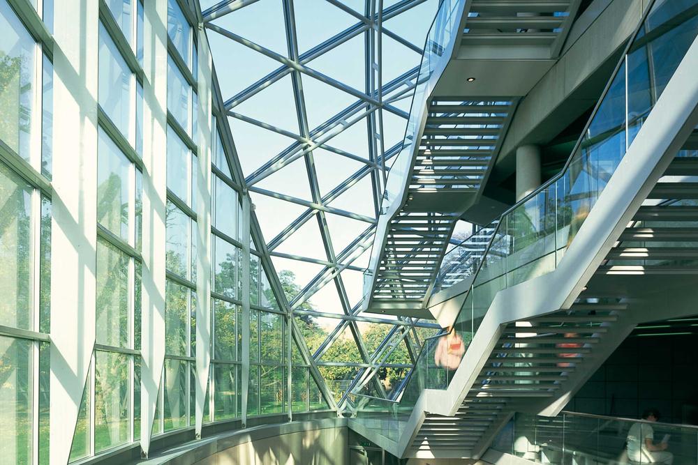 Cambridge University Library Creative Direction. Service Design.