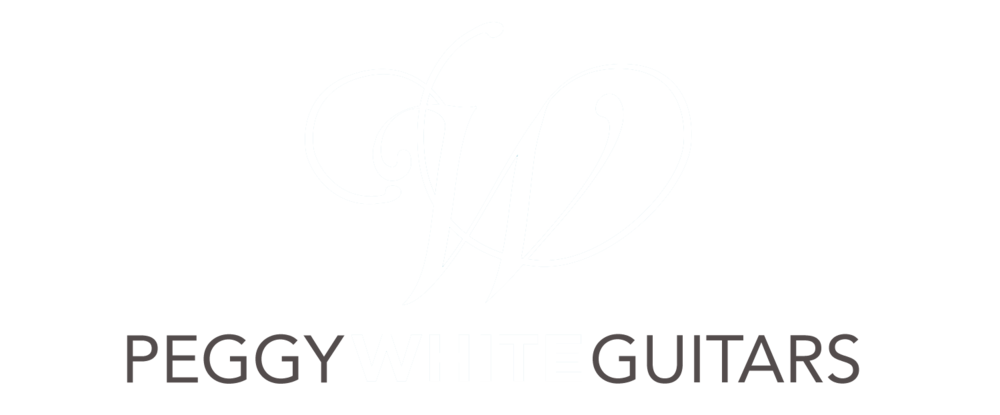 PEGGY WHITE GUITARS