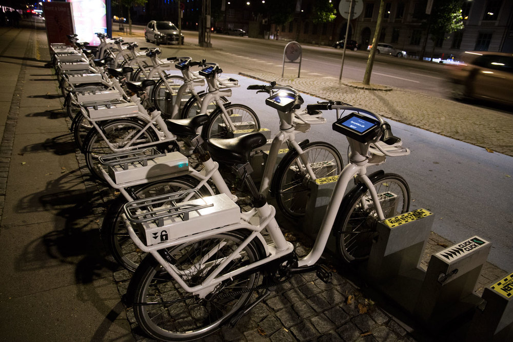 City Bikes Copenhagen