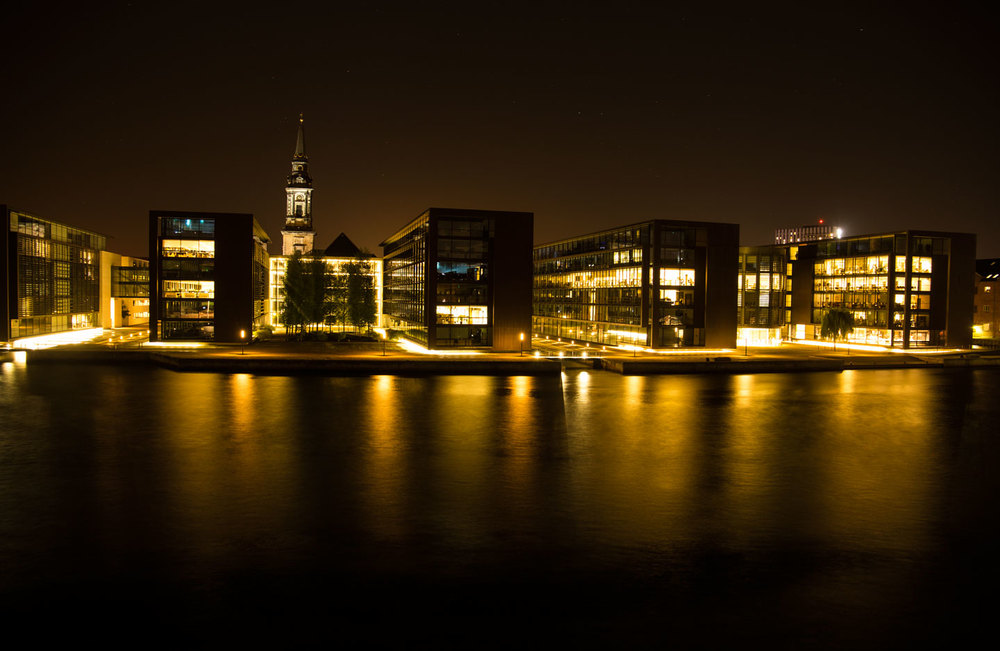 Copenhagen Night Photography