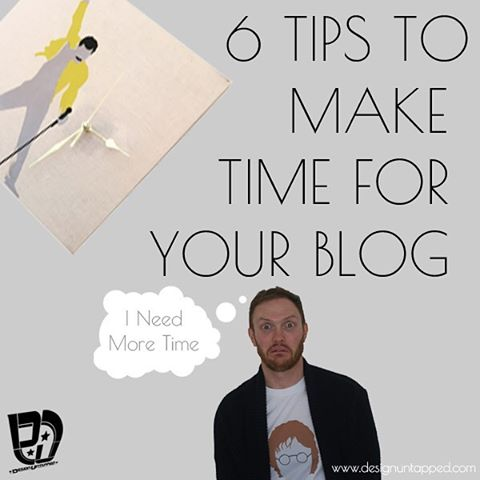 New #blogpost 6 tips to make #time for your blog  http://www.designuntapped.com/business-blog/6-tips-to-make-time-for-your-blog #blog  #smallbiz #emarketing #content #marketing #contentmarketing #freecontent #fun #sun #coffee #spreadtheword #share #designuntapped #designuntappedblog