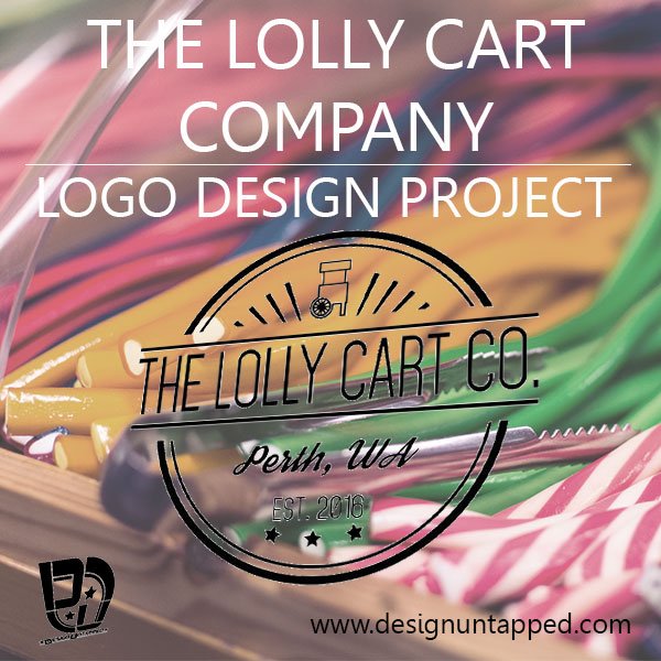 The-lolly-cart-company-logo-design
