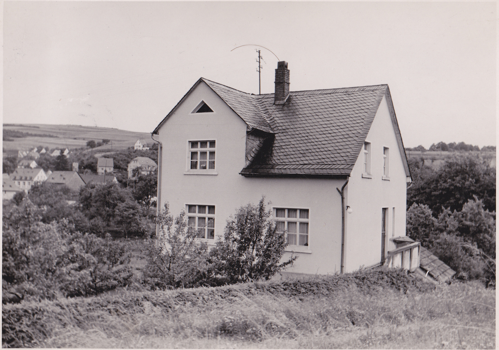 Family Mansion and Offices in late 1930's