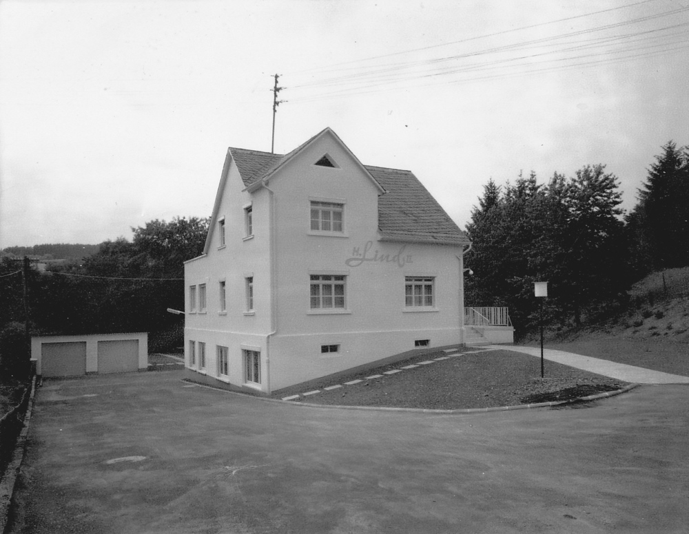 company offices and workshops in late 1960's