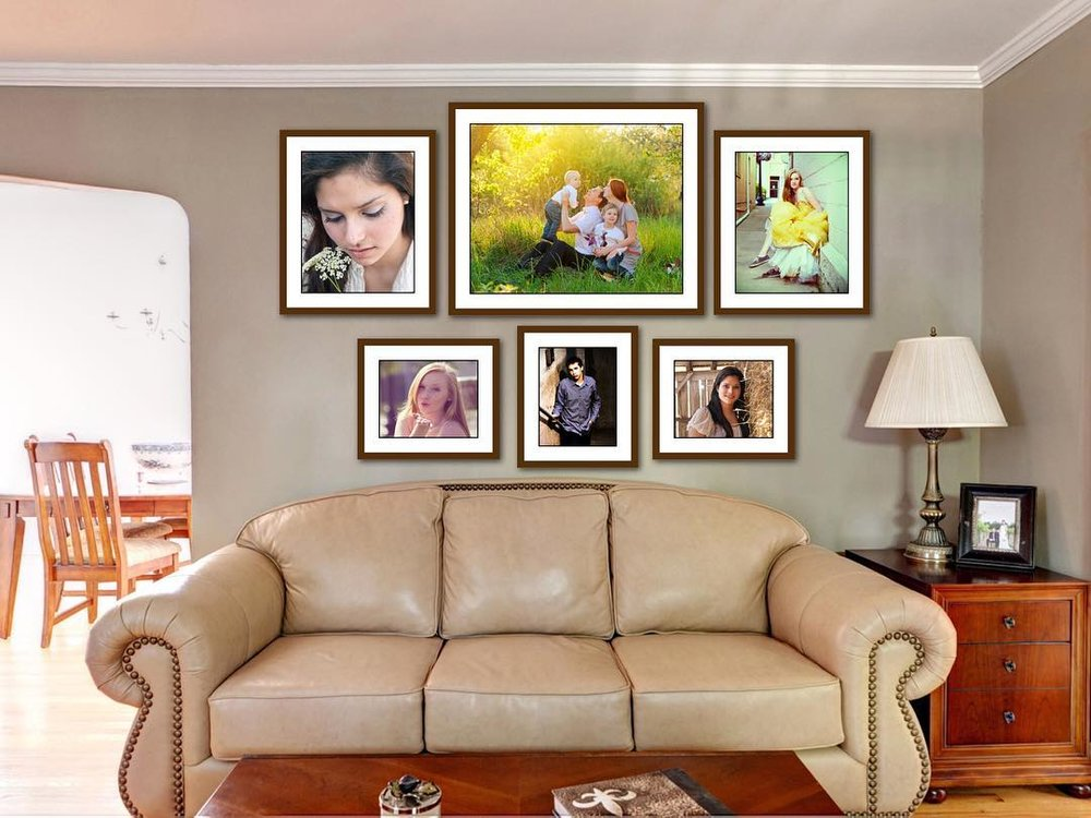 Legacy Wall collection.  (c) Melissa Challis Photography