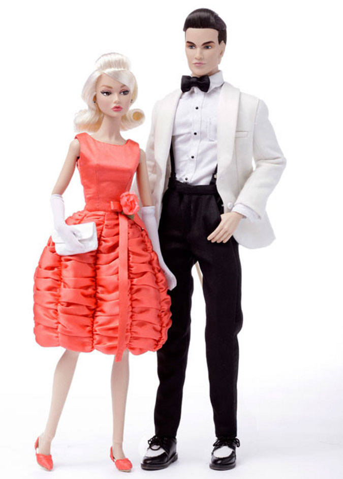 Fashion Royalty Baby It S You Poppy Parker Restyle Fashionable Figures