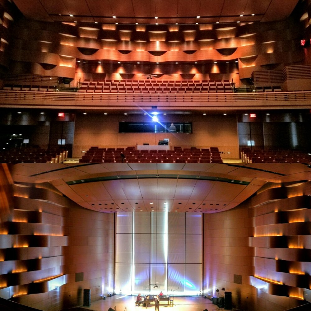 Mary B. Galvin Recital Hall - Northwestern University