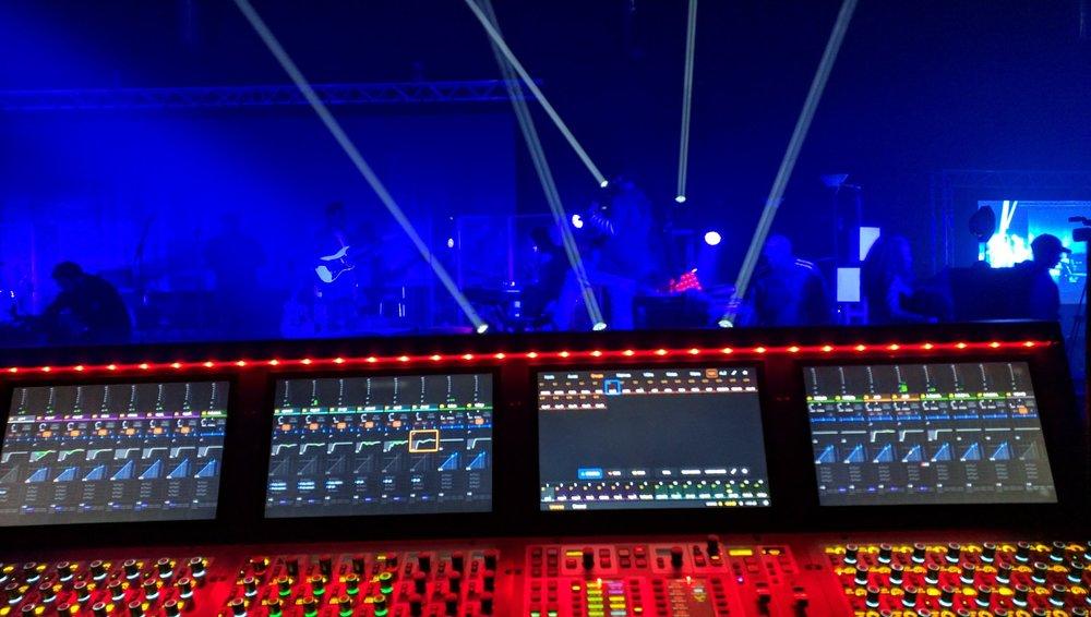 FOH:  Jonathan McReynolds live recording.
