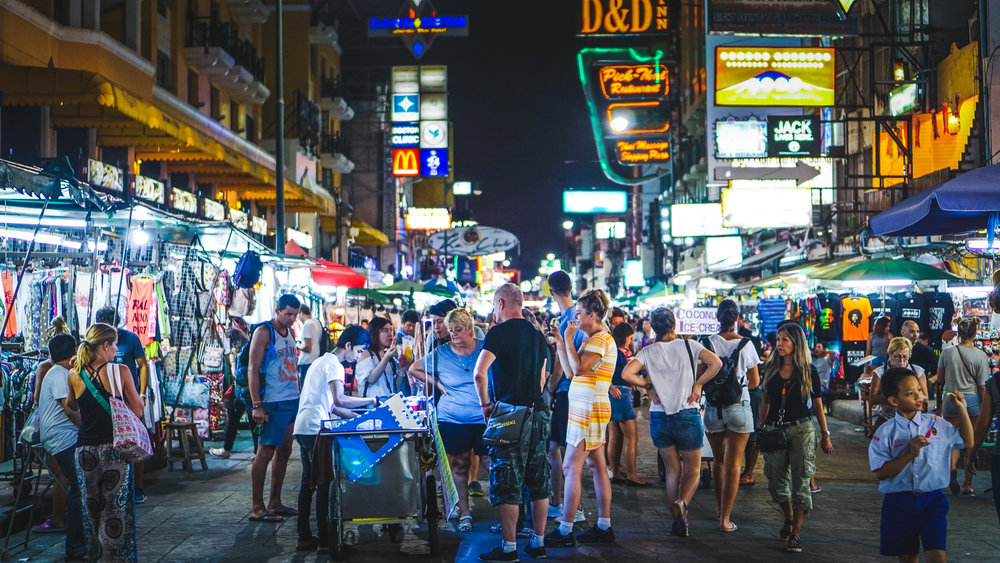 One Night in Bangkok — Tales From The Shore
