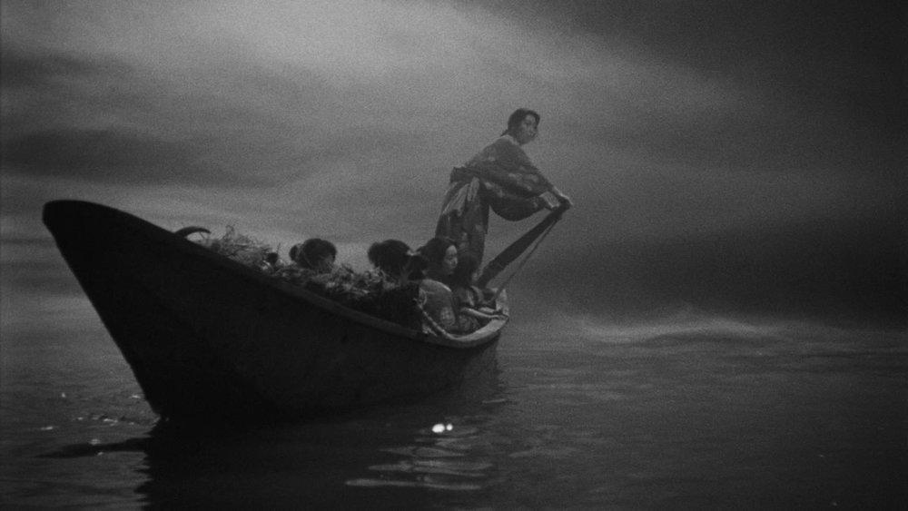 Film still from Ugetsu Monogatari |Kenji Mizoguchi | 1953 | sourced via filmlinc.org