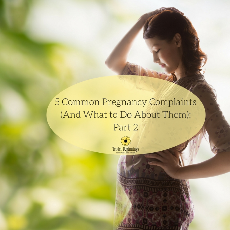 Common Pregnancy Complaints
