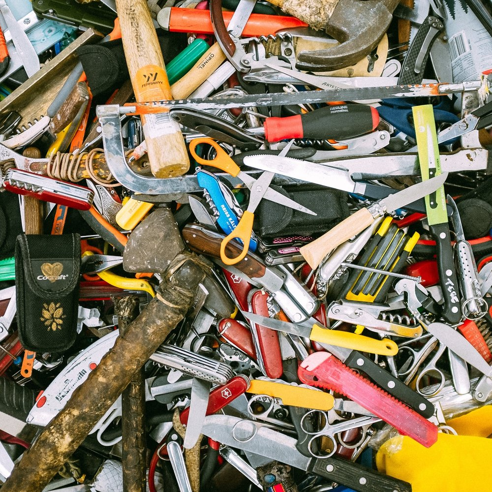 Tools in your labor tool box